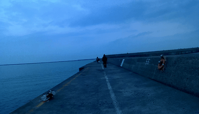東港第二防波堤ハッピーフィッシング